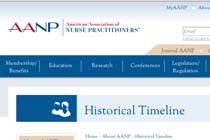 American Association of Nurse Practitioners History