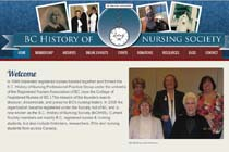 B.C. History of Nursing Society