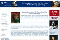 Barbara Bates Center for the Study of the History of Nursing