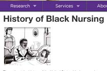 History of Black Nursing
