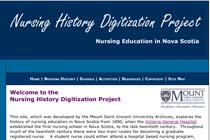 Nursing History Digitization Project