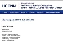 UConn Nursing History Collection