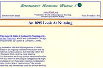 An 1895 Look At Nursing
