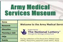 Army Medical Services Museum