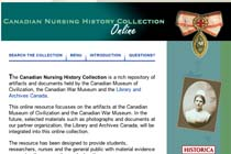 Canadian Nursing History Collection