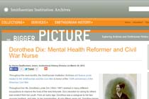Dorothea Dix: Mental Health Reformer and Civil War Nurse