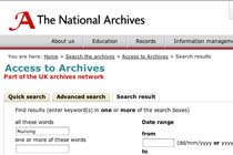 The National Archives: Nursing